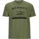 Marmot Republic Kortærmet T-shirt Herrer oliven
